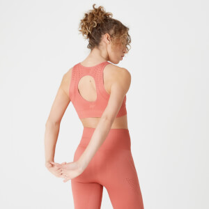 Shape Seamless Ultra Sports Bra – Kupfer Rosé