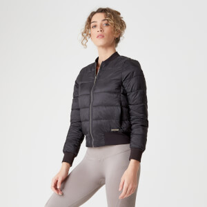Pro-Tech Reversible Bomber – Sort