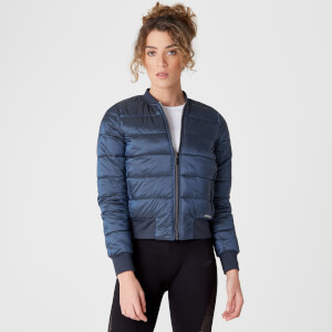 Pro-Tech Reversible Bomber – Dark Indigo