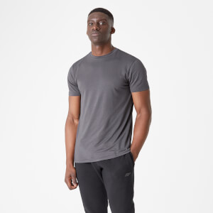 Myprotein Luxe Classic Crew - Slate