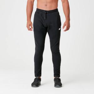 Tru-Fit Slim Fit Joggers - Black