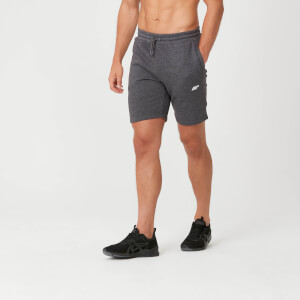 Myprotein Tru-Fit Sweat Shorts - Charcoal Marl