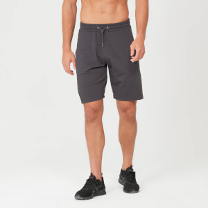 Shorts Form Sweat - Ardósia