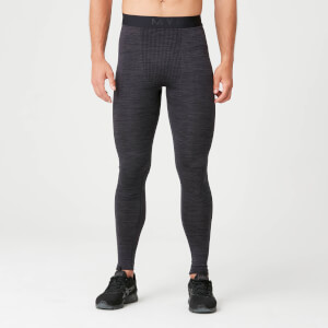 Seamless Tights - Slate
