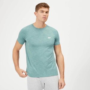 Myprotein Performance T-Shirt - Airforce Blue Marl