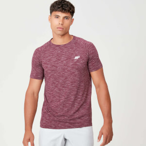 MP Performance T-Shirt - Burgundy Marl