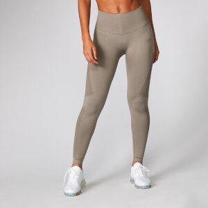 Shape Seamless Leggings - Taupe