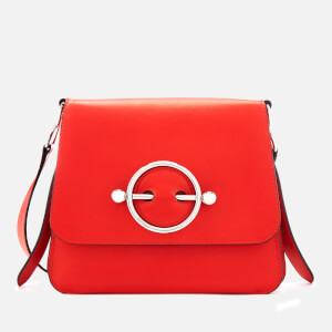 JW Anderson Women's Disc Bag - Scarlet