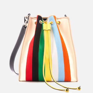 JW Anderson Women's Drawstring Bag - Calico Multi