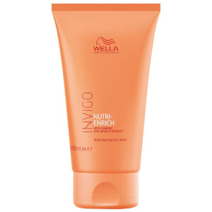 Wella Professionals Care Invigo Nutri-Enrich Warming Express Mask 150ml