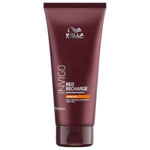 Wella Professionals Care INVIGO Red Recharge Color Refreshing Conditioner - Warm Red 200ml