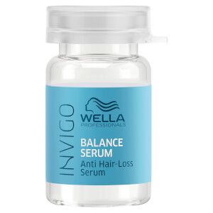 Wella Professionals Invigo Balance Anti Hair Loss Serum 8 x 6ml
