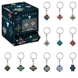 Destiny Blind Bag Keychain