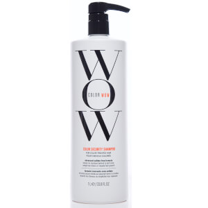 Shampooing pour Cheveux Colorés Color Security Color WOW 1 000 ml