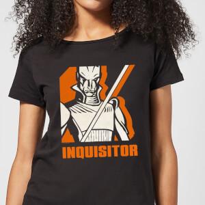7f0953a8 Star Wars Rebels Inquisitor Women's T-Shirt - Black