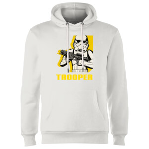Sudadera Star Wars Rebels Trooper - Blanco