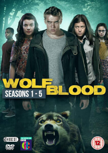 WolfBlood - Series 1-5 Complete Box Set