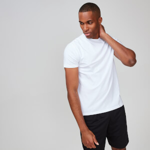 MP Men's Luxe Classic Crew T-Shirt - White