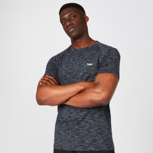 Performance T-Shirt - Navy Marl