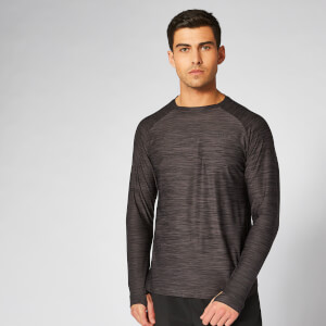 Myprotein Dry-Tech Infinity Long-Sleeve T-Shirt – Slate