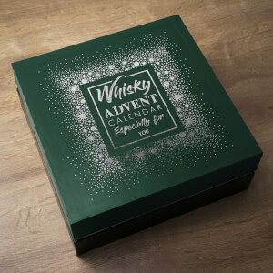Whisky Advent Calendar Box
