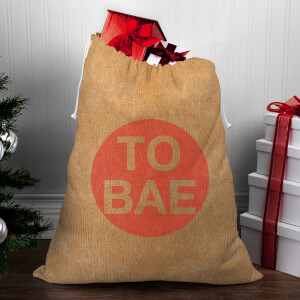 To Bae Christmas Sack