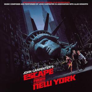 Vinilo BSO 1997: Rescate en Nueva York