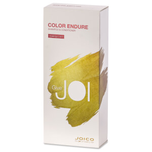 Joico Color Endure Gift Pack Shampoo 300ml and Conditioner 300ml (Worth £28.45)