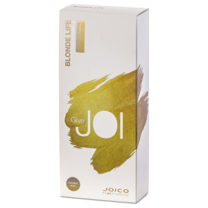 Joico Blonde Life Gift Pack Shampoo 300ml and Masque 150ml (Worth £33.60)