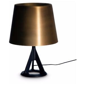 Tom Dixon Base Brass Table Lamp