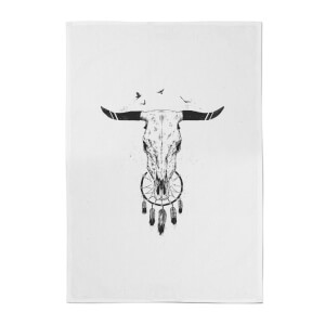 Balazs Solti Dreamcatcher Cotton Tea Towel