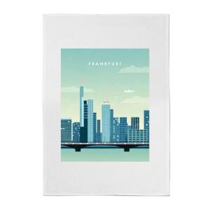 Frankfurt Cotton Tea Towel