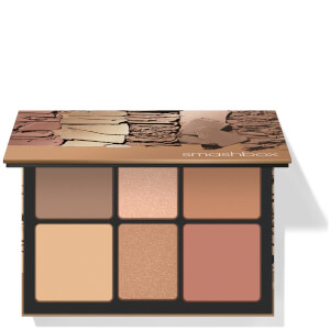 Paleta de Contorno The Cali Contour da Smashbox