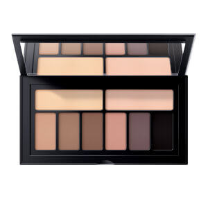 Paleta de Sombras Cover Shot da Smashbox - Matte