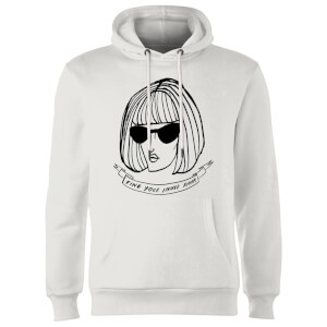 Rock On Ruby Find Your Inner Anna Hoodie - White