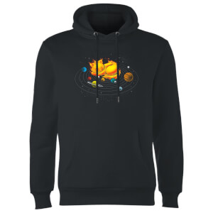 Tobias Fonseca The Centre Of My Universe Hoodie - Black