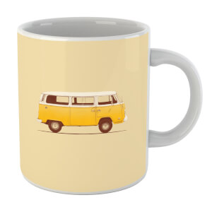 Florent Bodart Yellow Van Mug