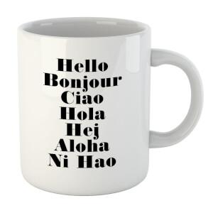 PlanetA444 Hello Mug
