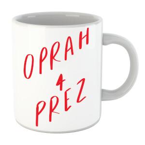 Rock On Ruby Oprah 4 Prez Mug