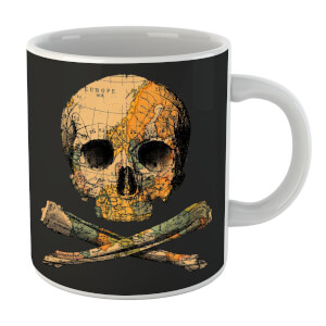 Tobias Fonseca Treasure Map Mug