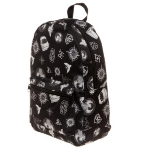 Fantastic Beasts Printed Backpack - Black