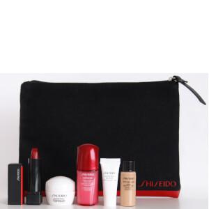 Shiseido Beauty Essentials Set (Free Gift)