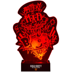 Call of Duty Black Ops 4 Acrylic Light