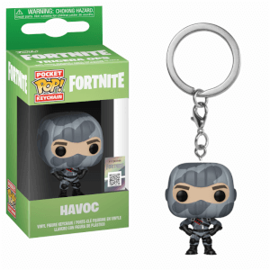 Fortnite S2 Havoc Funko Pop! Keychain