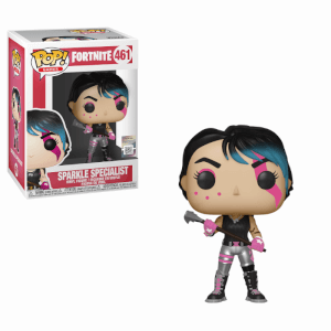 Figura Funko Pop! - Sparkle Specialist - Fortnite