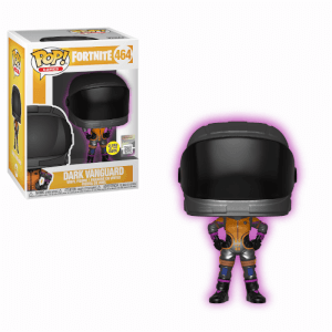 Fortnite Dark Vanguard (Glow in the Dark) Funko Pop! Figuur