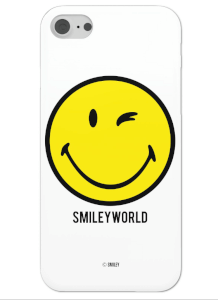 Smiley World Phone Case for iPhone and Android