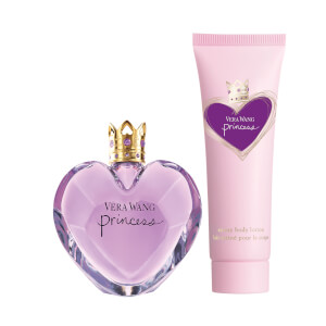 Vera Wang Princess Gift Set 30ml Eau De Toilette and 75ml Body Lotion