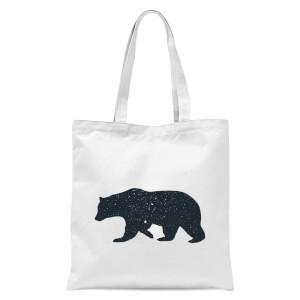 Florent Bodart Bear Tote Bag - White