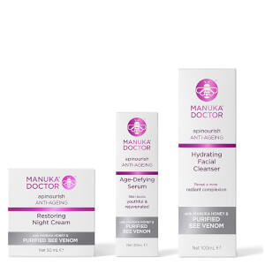 Manuka Doctor Daily Essentials (Worth £70.97)